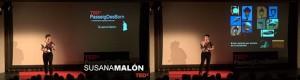 TEDxPasseig des Born Susana Malón: Como encender la luz de las estrellas.