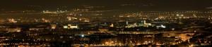 alumbrado exterior y contaminación lumínica