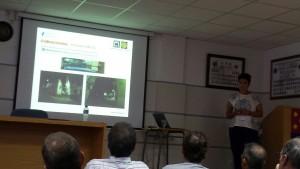 Ponencia de Lumínica Ambiental sobre alumbrado sostenible para mejorar la eficiencia energética y reducir la contaminación lumínica