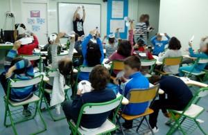 talleres y actividades en el aula