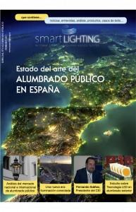 Portada Smartlighting Estado del arte del alumbrado público en España