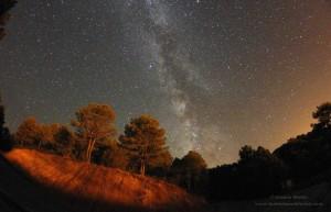Cielo estrellado en Serranía Conquense - Starlight