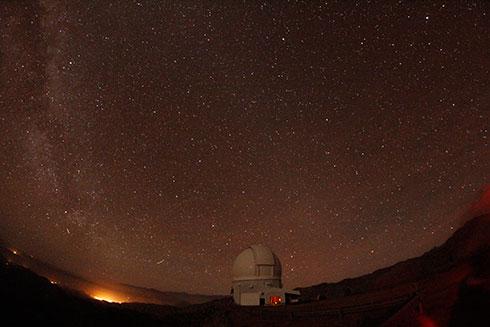 Impacto ambiental de la iluminación artificial de los municipios en zonas de observatorios astronómicos.